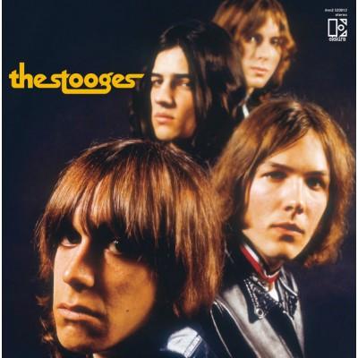 The Stooges – The Stooges 2LP Gatefold Ltd Ed White Vinyl NEW 2019 Reissue