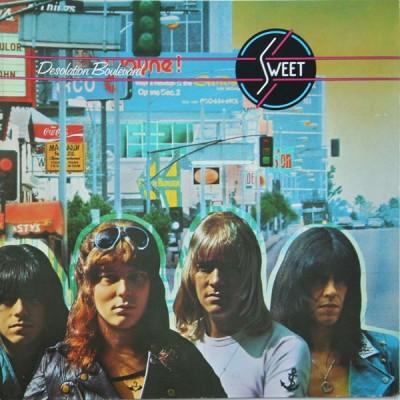 Sweet – Desolation Boulevard