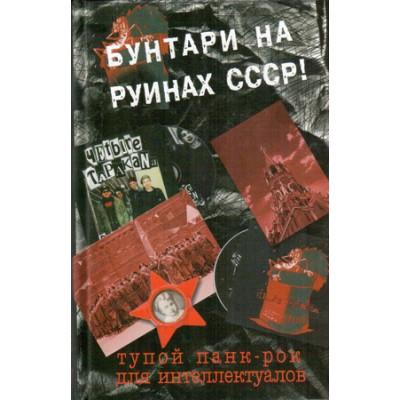 Книга Д. Спирин -  Тупой панк-рок для интеллектуалов - Бунтари на руинах СССР!