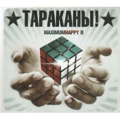 CD Тараканы! - Maximum Happy II