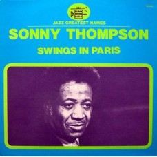 Sonny Thompson ‎– Swings In Paris