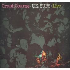 UK Subs – Crash Course - Live