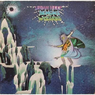 Uriah Heep – Demons And Wizards