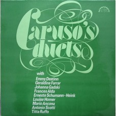 Various – Caruso's Duets