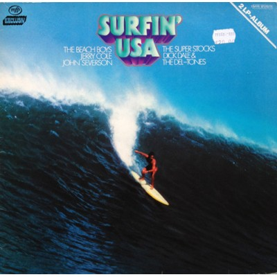Various ‎– Surfin' USA
