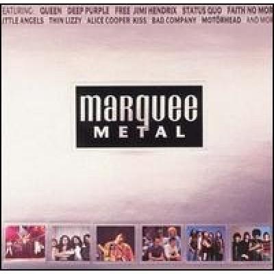 Various – Marquee Metal