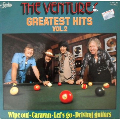 Ventures, The –  Greatest Hits Vol. 2
