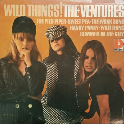 Ventures, The –  Wild Things!
