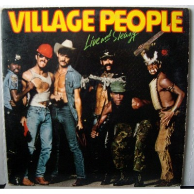 Village People – Live And Sleazy