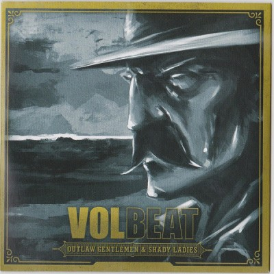 Volbeat ‎– Outlaw Gentlemen & Shady Ladies 2LP+CD