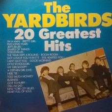 The Yardbirds – 20 Greatest Hits
