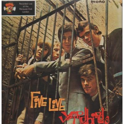 Yardbirds – Five Live Yardbirds