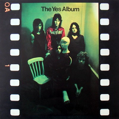 Yes ‎– The Yes Album