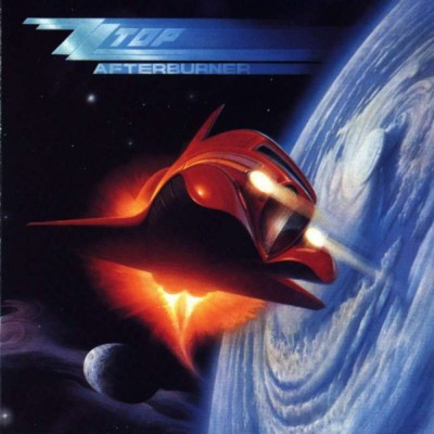 ZZ Top ‎– Afterburner