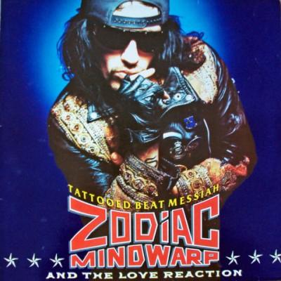 Zodiac Mindwarp And The Love Reaction – Tattooed Beat Messiah