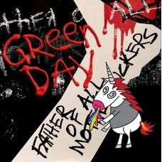 Green Day ‎–  Father Of All Motherfuckers LP NEW 2020