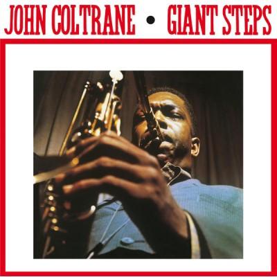 John Coltrane - Giant Steps LP 2014 Reissue