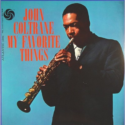 John Coltrane - My Favorite Things LP 2010 Reissue