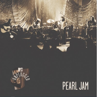 Pearl Jam - MTV Unplugged, March 16, 1992 LP NEW 2019