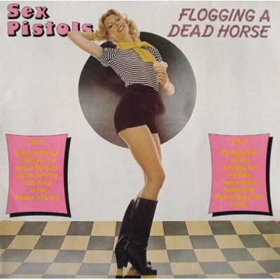 Sex Pistols – Flogging A Dead Horse LP UK 1979