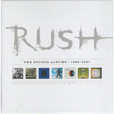 The Studio Albums - 1989-2007 BOX