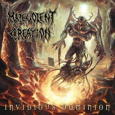 Malevolent Creation – Invidious Dominion