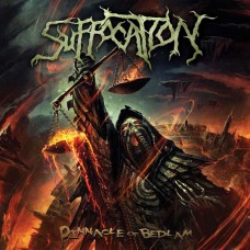 Suffocation ‎– Pinnacle Of Bedlam + POSTER!