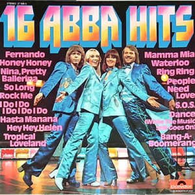 ABBA - 16 Abba Hits