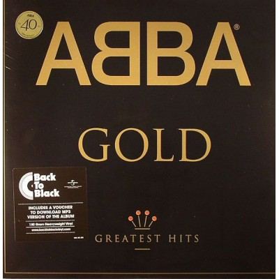 ABBA - Gold (Greatest Hits) 2 LP