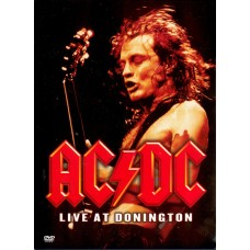 DVD AC/DC - Live In Donington