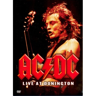 AC/DC - Live In Donington DVD