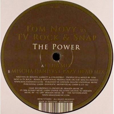 Tom Novy Vs. TV Rock & Snap – The Power '12