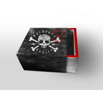 Backyard Babies ‎– Four By Four - Limited Box Edition