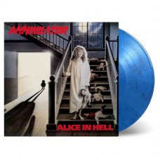 Annihilator - Alice In Hell LP Ltd Ed Blue Vinyl