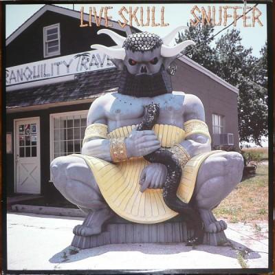 Live Skull – Snuffer