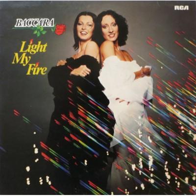 Baccara – Light My Fire