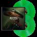 Accept – Too Mean To Die 2LP Gatefold Ltd Ed 300 copies Coke Bottle Green