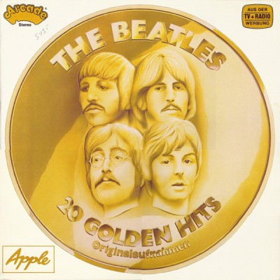 The Beatles ‎– 20 Golden Hits