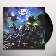 King Diamond - Abigail LP Audiophile Vinyl  2014 Reissue