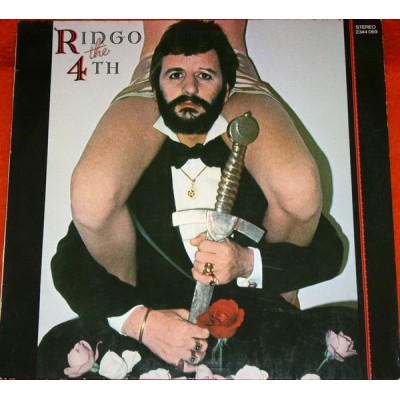 Ringo Starr ‎– Ringo The 4th