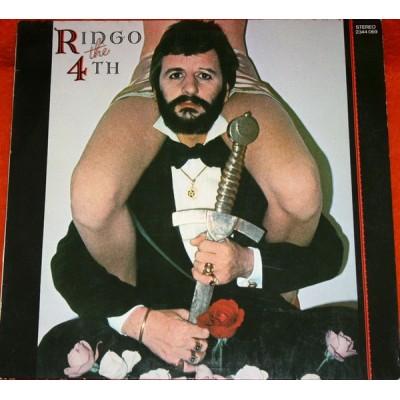 Ringo Starr – Ringo The 4th