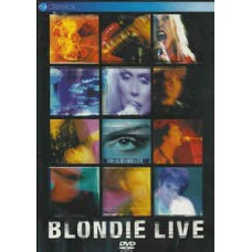 DVD Blondie – Blondie Live