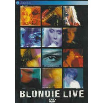DVD Blondie - Live