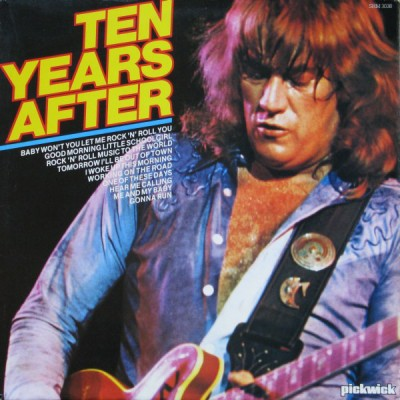 Ten Years After ‎– Ten Years After