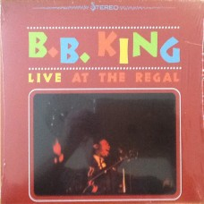 B.B. King ‎– Live At The Regal