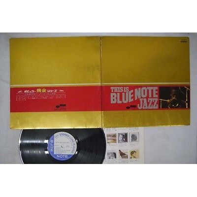 Various – This Is Blue Note Jazz JAPAN
