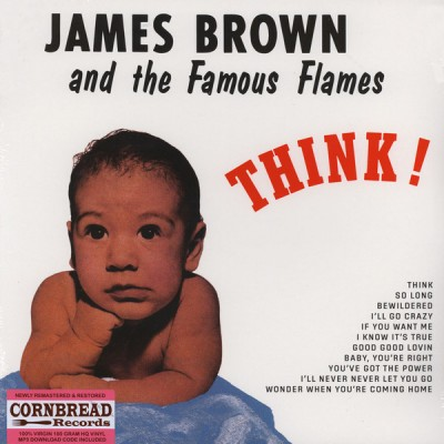 James Brown And His Famous Flames ‎– Think!