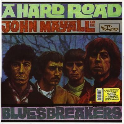 John Mayall & The Bluesbreakers – A Hard Road
