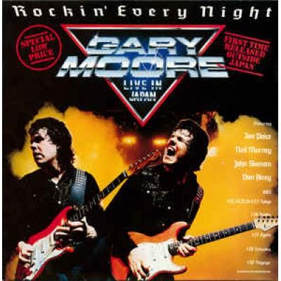 Gary Moore  – Rockin' Every Night - Live In Japan