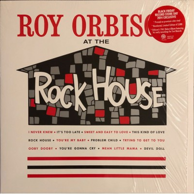 Roy Orbison - At The Rock Houses